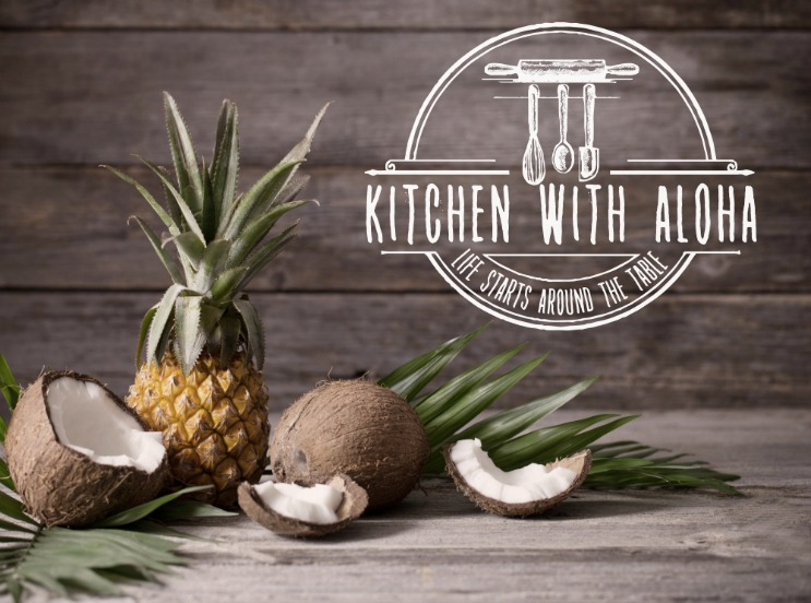 Kitchen with Aloha