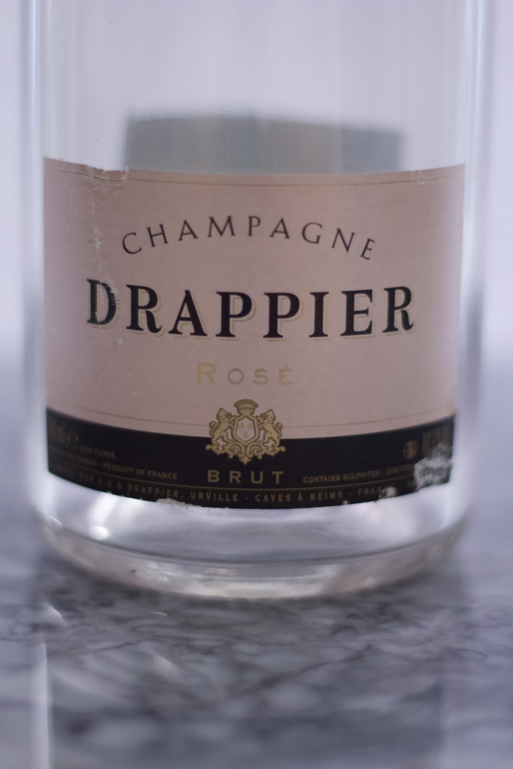 Champagne Drappier Rose Brut